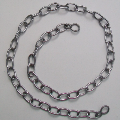 Chrome Chain Link Bath and Kitchen Sink Chain - 74000080